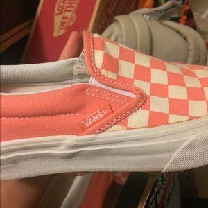 Vans Slip On Shoe